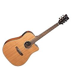Comprar Viol�o El�trico Folk Tampo Maci�o-Eagle