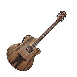 Comprar Violão HOFMA Jumbo com Afinador Digital-Golden Guitar