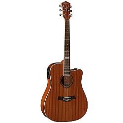 Comprar Violão Kansas Mahogany Folk Elétrico Aço com Afinador-Tagima