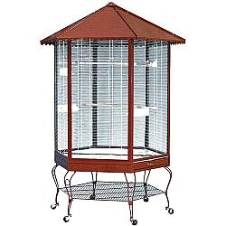 Comprar Viveiro Mad Luxo para Papagaios , Calopsitas, Araras, entre outros-Chalesco