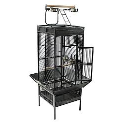 Comprar Viveiro para Araras Papagaios e Pássaros Pequenos em Geral 156x67x67 cm-Tander