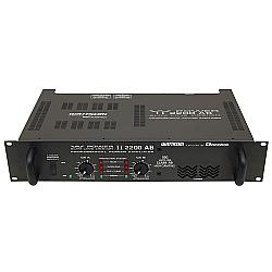 Comprar W Power Slim Line Design II Amplificador - 2200AB-Ciclotron