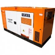 Gerador de energia a diesel trif�sico 65 kva - ND65000ES3