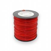 Bobina de fio de nylon quadrado 3,0 mm 2 kg - para ro�adeira